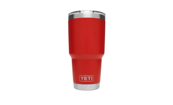 YETI 30 OZ LIMITED EDITION RAMBLER W/LID