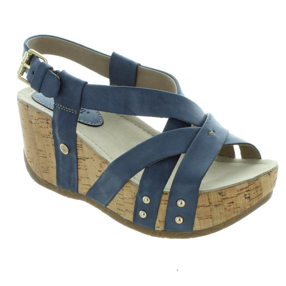 BUSSOLA FRIDA CROSS STRAP