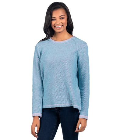 SOUTHERN SHIRT COMPANY KNOBBY KNIT SWEATER