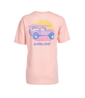 SOUTHERN SHIRT COMPANY  HERE COMES THE SUN S/S TEE