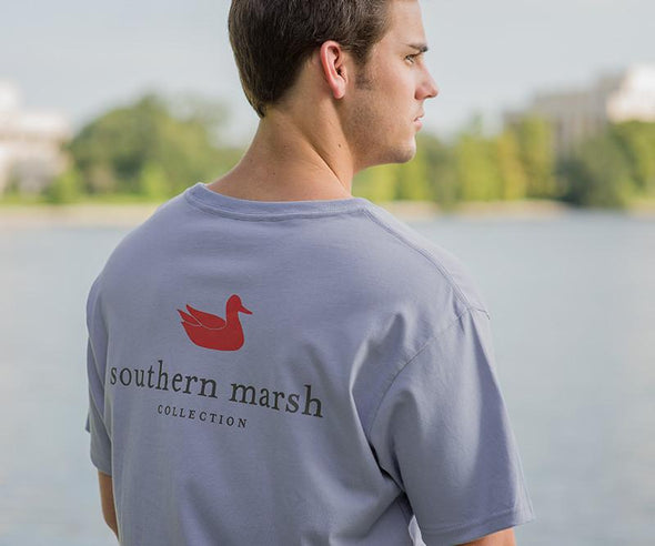SOUTHERN MARSH AUTHENTIC S/S TEE