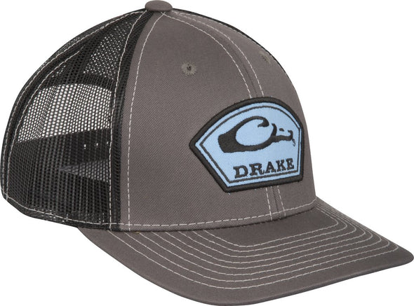 DRAKE WATERFOWL ARCH PATCH MESH CAP