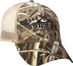 DRAKE WATERFOWL MESHBACK CAP