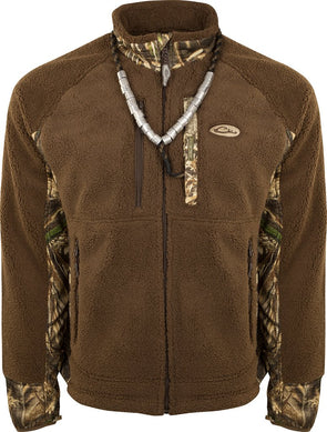 DRAKE WATERFOWL SHERPA FLEECE HYBRID LINER