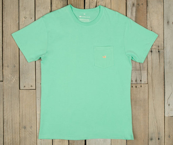 SOUTHERN MARSH EMBROIDERED S/S TEE