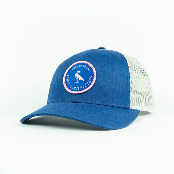 PEAK TO SHORE HERON HEAD HAT