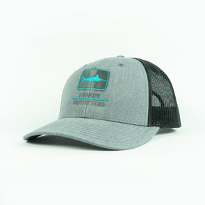 J HARDY EMBROIDERED SERIES MARLIN HAT