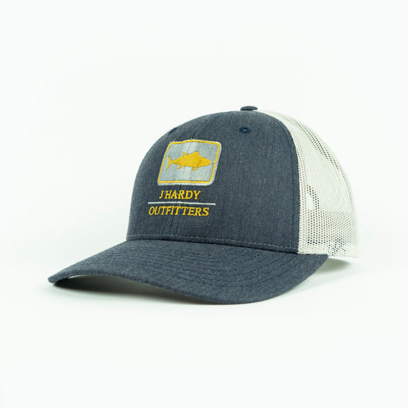 J HARDY EMBROIDERED SERIES TUNA HAT