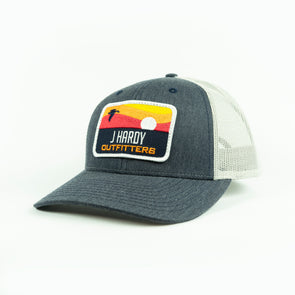 J HARDY SUNSET HAT