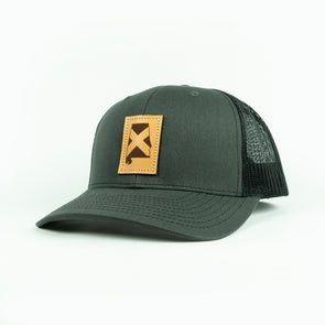 ALABAMA STATE EMB PATCH HAT