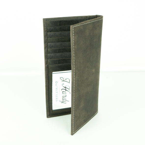 GRAHAM CHECKBOOK WALLET