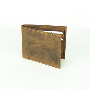 JEFFREY BI-FOLD WALLET
