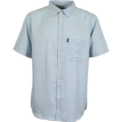 AFTCO  ATOMIC S/S WOVEN SHIRT