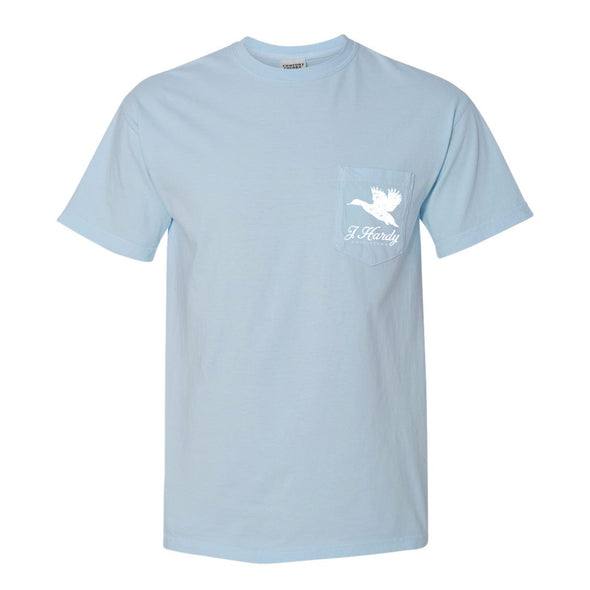 MISSISSIPPI STATE FLAG DUCK S/S TEE