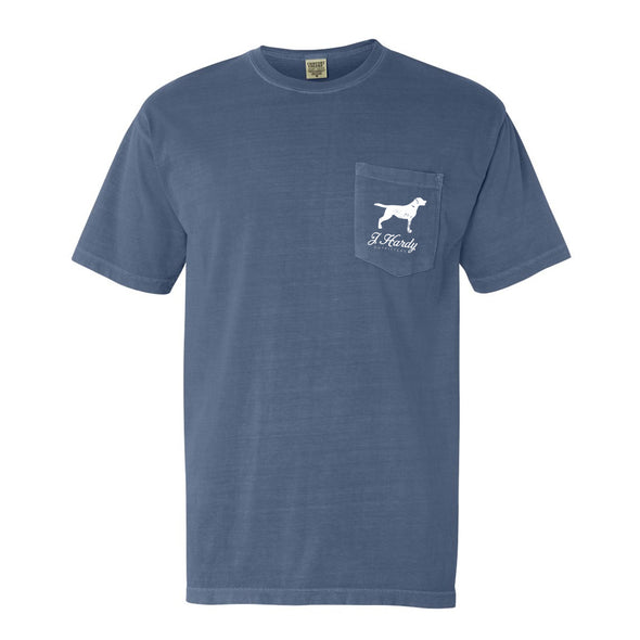 MISSISSIPPI STATE USA DOG S/S TEE