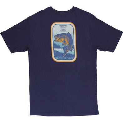 AFTCO  LAKESIDE S/S TEE