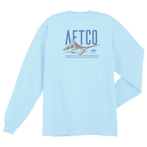 AFTCO  SHOCK L/S TEE