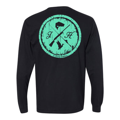 ROD AND GUN L/S TEE