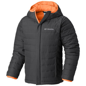 COLUMBIA  POWDER LITE PUFFER JACKET