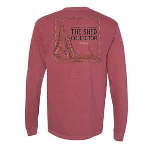 THE SHED COLLECTOR L/S TEE