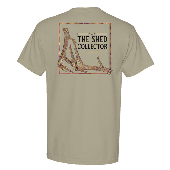THE SHED COLLECTOR S/S TEE