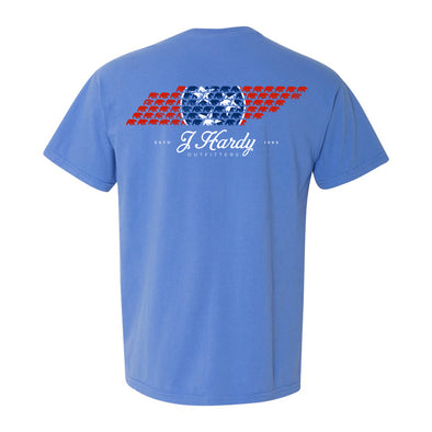 TENNESSEE STATE TRISTAR BEAR S/S TEE
