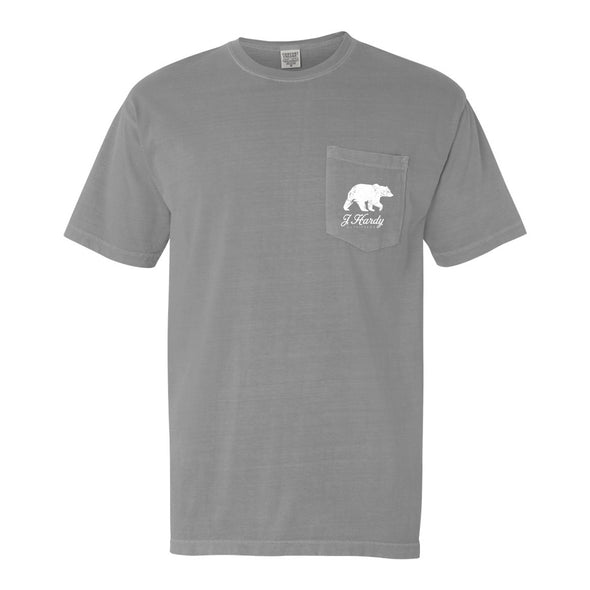 TENNESSEE STATE USA BEAR S/S TEE