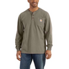 CARHARTT WORKWEAR LONG SLEEVE HENLEY