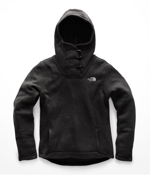 NORTH FACE CRESCENT HOODED PULLOVER