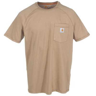CARHARTT FORCE COTTON DELMONT TEE