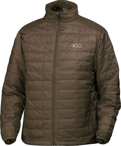 DRAKE WATERFOWL SYNTHETIC DOWN PAC JACKET