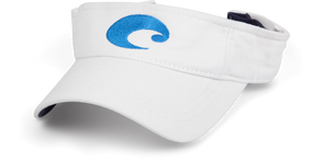 COSTA COTTON VISOR WHITE