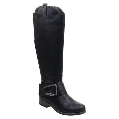 MADELINE SINGLE STRAP/BUCKLE TALL BOOT