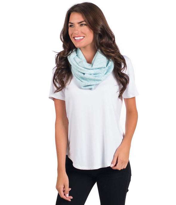SOUTHERN SHIRT COMPANY ABSURDLY SOFT INFINITY SCARF