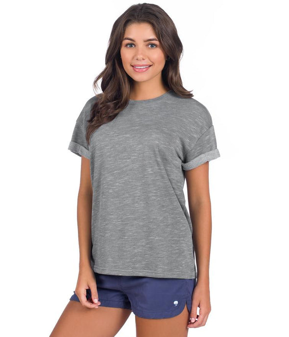 SOUTHERN SHIRT COMPANY  TERRY COMFY S/S TEE