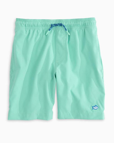 SOUTHERN TIDE SOLID SWIM TRUNK