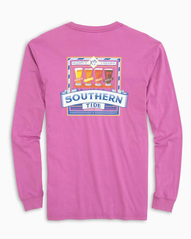 SOUTHERN TIDE SOUTHERN BREWERY L/S TEE