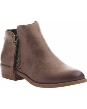MADELINE SIDE ZIP BOOTIE