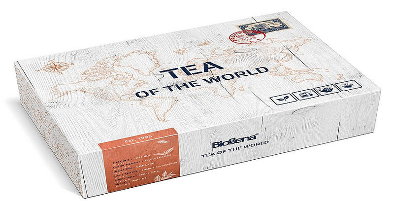 Tea of The World