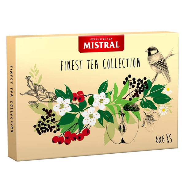 Finest Tea collection