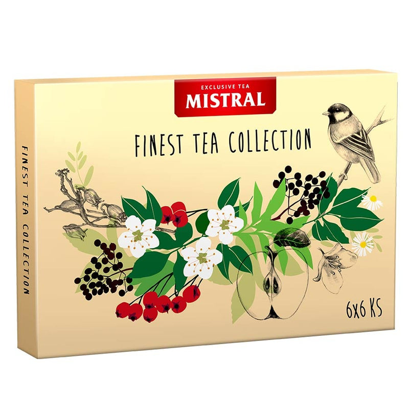 Mistral Finest Tea collection