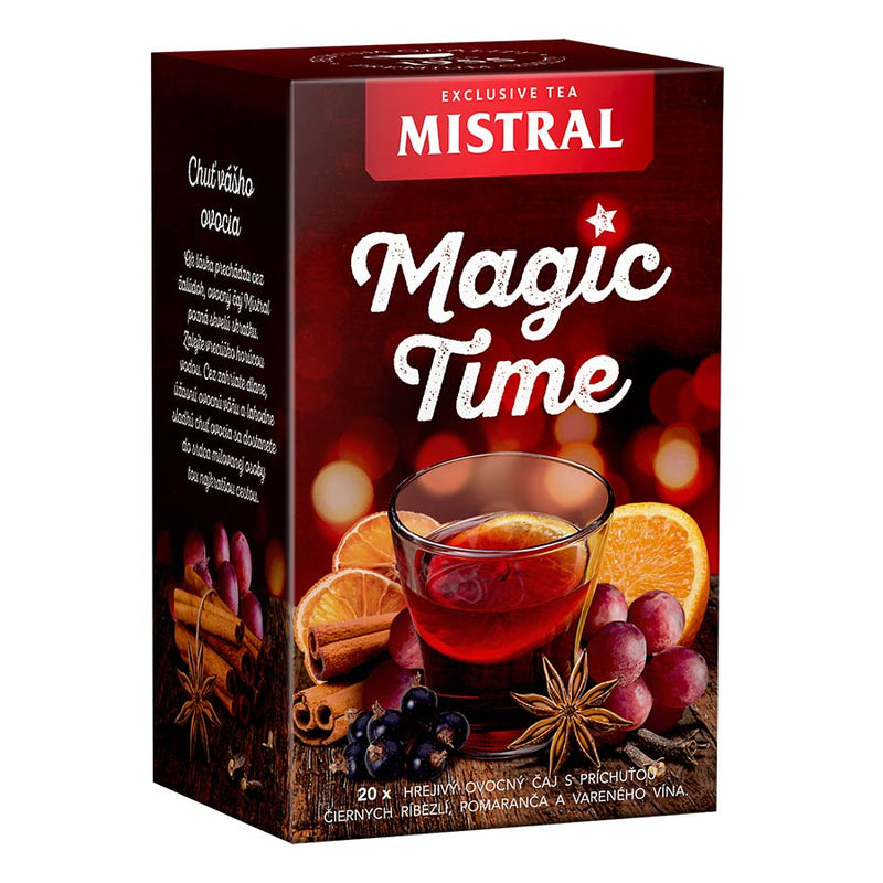 Mistral Magic time