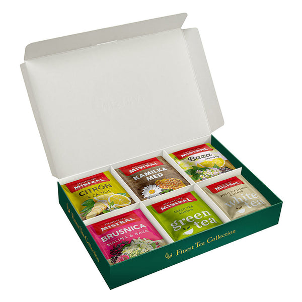 Mistral Finest Tea collection 6× 6 ks