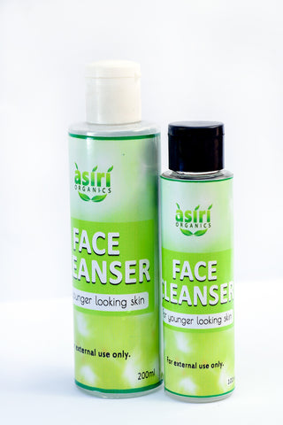 Image of Asiri Organic Facial Cleanser
