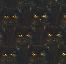 Load image into Gallery viewer, Retrolicious Black Cat Dress