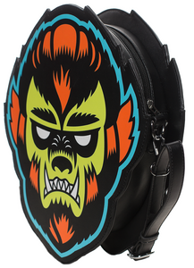 Sourpuss Wolfman Crossbody Bag