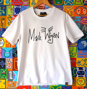 Mark Wigan X MTEE T shirt size Medium