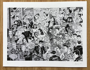 Dirtbox 1 Giclee Print