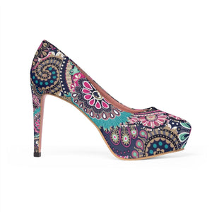 Zapatos Tacones Boho - Shoes- Regalos Originales