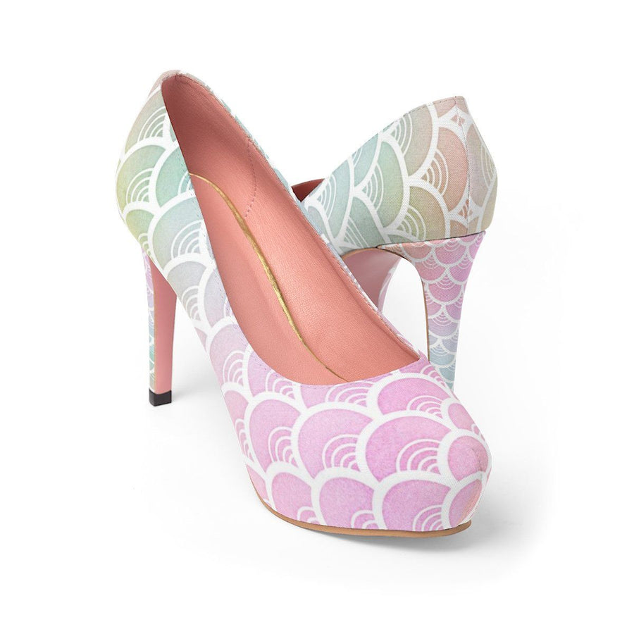 Zapatos Tacones Sirena - Shoes- Regalos Originales